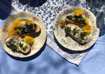 Wilde Weiber-Küche