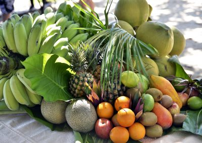 Exotische Früchtchen – von A wie Ananas bis Z wie Zuckerrohr