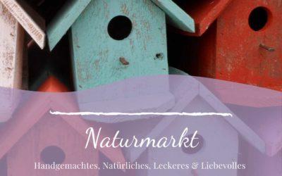 Naturmarkt 2021 – Standplätze zu vergeben